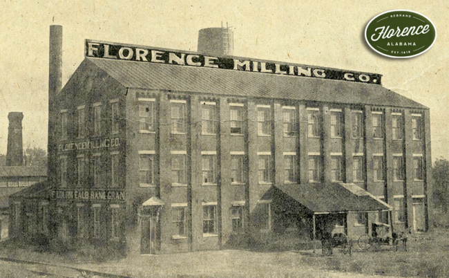 Florence Milling Company - Rebrand Florence