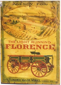 The Light Running Florence - Florence Wagon Works