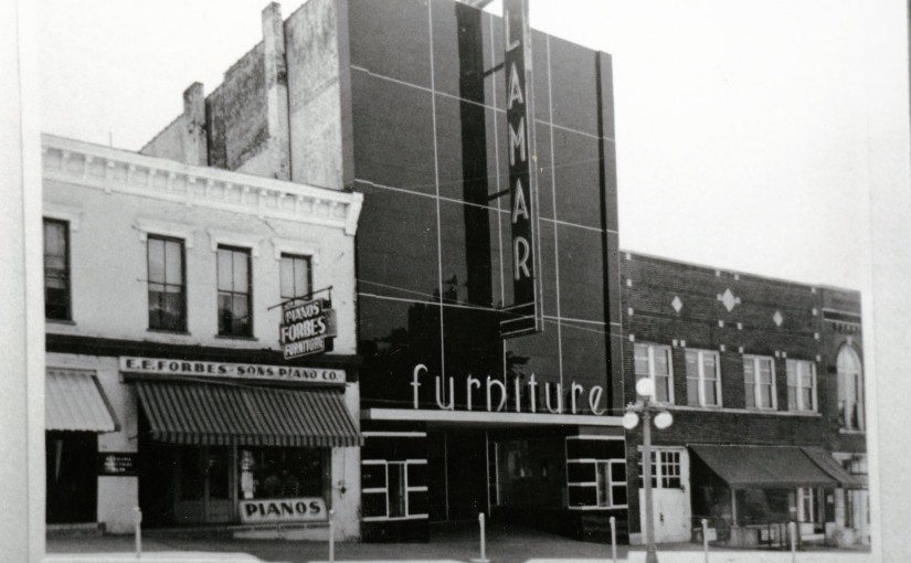 The Florence Hotel & Lamar Furniture Building