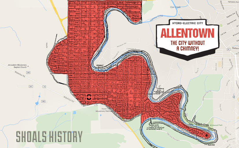 Allentown - The city without a chimney
